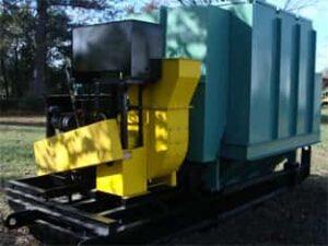 12,000 CFM Diesel Unit | BGRS Inc | Portable Dust Collectors