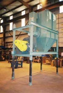 2,500 CFM Electric Unit | Portable Dust Collectors