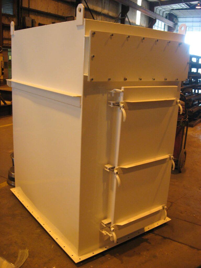 Mechanical Shaker Dust Collector | BGRS Inc