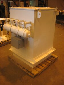 Stationary Dust Collectors | Pulse Jet Dust Collector