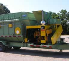 45,000 CFM Low Profile Unit | Portable Dust Collectors